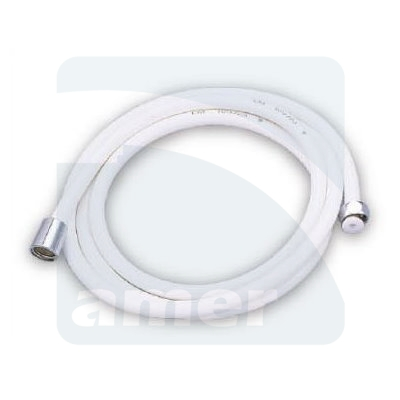 PVC White Color Shower Hose